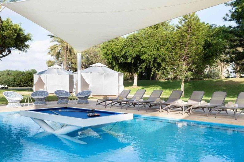 ספא במלון דן קיסריה