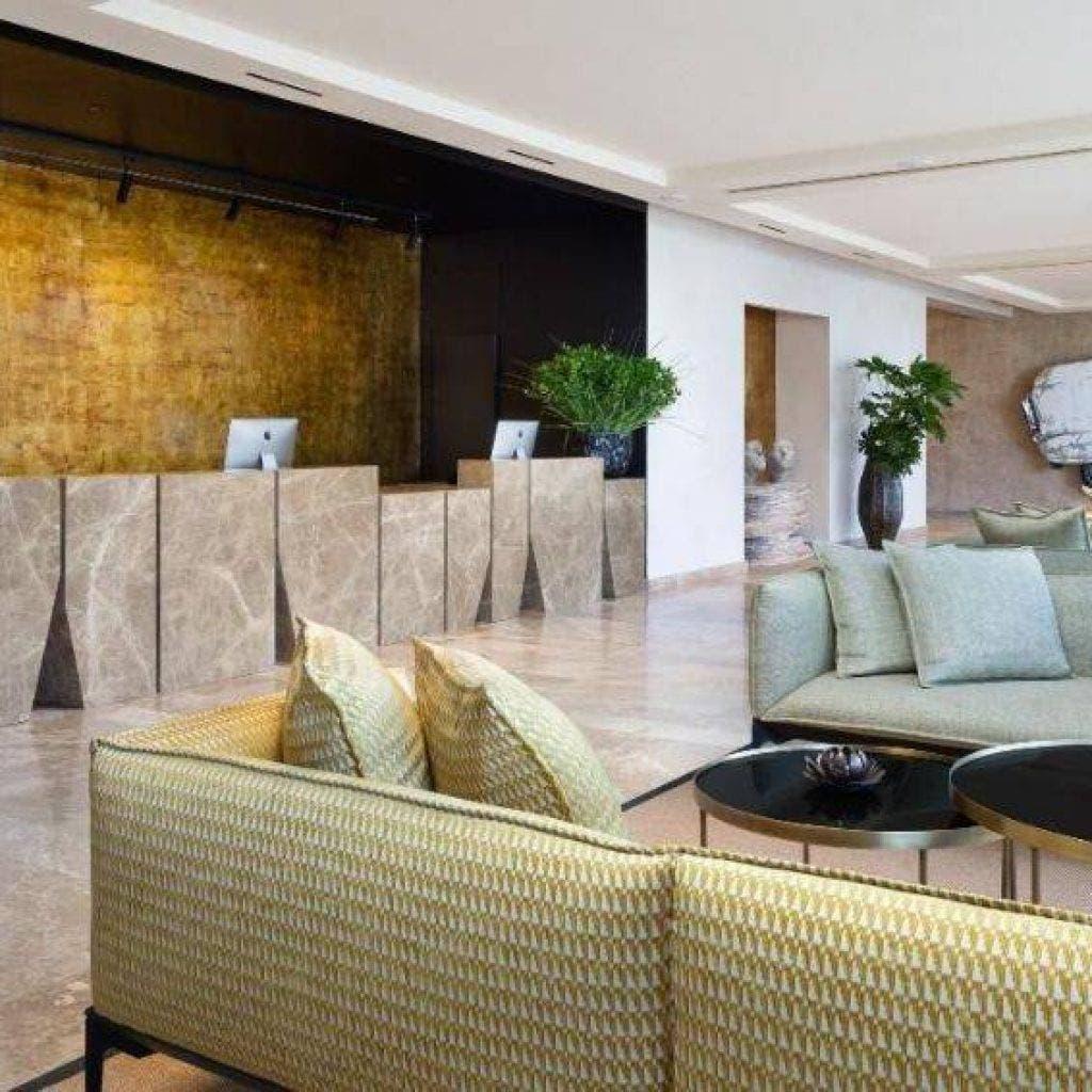 דלפק המלון דן קיסריה